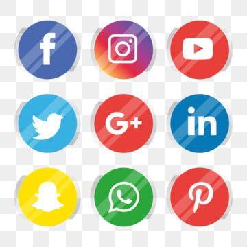 الاجتماعية الأيقونات وسائل الإعلام المصور ناقلات الشعار اجتماعي ميديا رمز Png والمتجهات للتحميل مجانا Social Media Icons Vector Logo Retail Logos