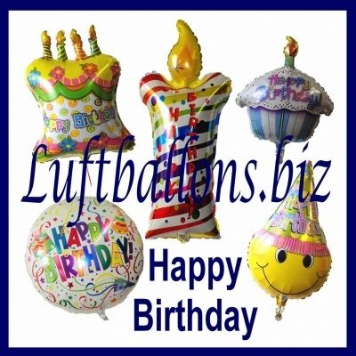 38 Neu Helium Luftballons Geburtstag Birthday Holiday Decor