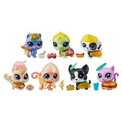 Tidsmæssigt Littlest Pet Shop Special Edition Mega Pack   lps   Lps littlest NI-98