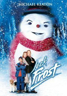 Jack Frost [PN 1997 .J33 2008] On the verge of making it big, long-struggling musician Jack Frost suddenly realizes he's missing something vital: time with his wife and young son Charlie. But before Jack can make up for lost time, he swerves off an icy mountain road. Then, one cold winter's night, Jack magically returns as a walking, talking, ski-slope-shredding snowman. Jack embarks on a quest to show Charlie that when it comes to being totally cool.