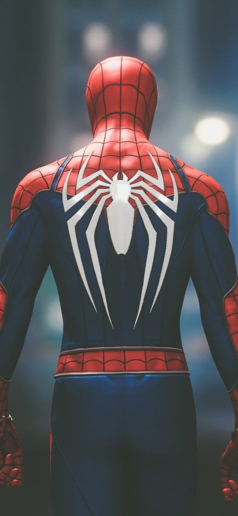 Wallpaper Android Iphone X Wallpaper Screensaver Background 184 Spiderman 4k Ultra Hd Wallpaper World Spiderman Spider Man 2018 Marvel Spiderman