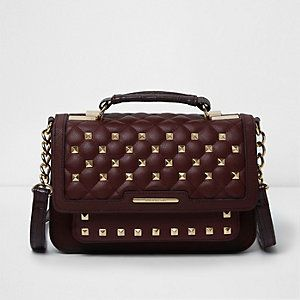 9460010f194b Burberry Ruffle Leather and Snakeskin Buckle Bag (€2.515) ❤ liked on Polyvore  featuring bags