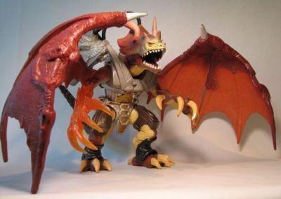 Duel Masters Huge Bolshack Dragon Lights Sound Loose 160049870 Dragon Light Dragon Warrior Dragon