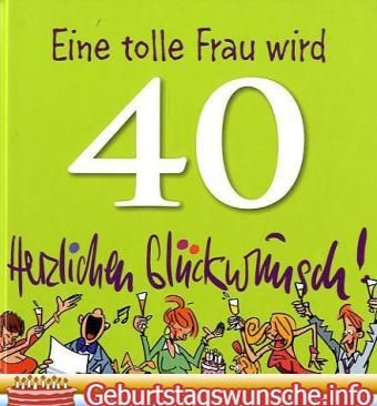 Slim Fit Jeans Fur Damen Gluckwunsche Zum 40 Geburtstag Wunsche