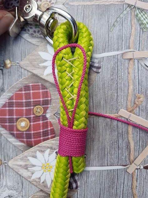 Takeln Und 8er Knoten Hundehalsband Selber Machen 8er Knoten