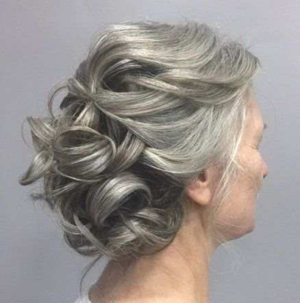 Hairstyles With Bangs And Layers Mom 60 Ideas Mother Of The Groom Hairstyles Hair Styles Mother Of The Bride Hair