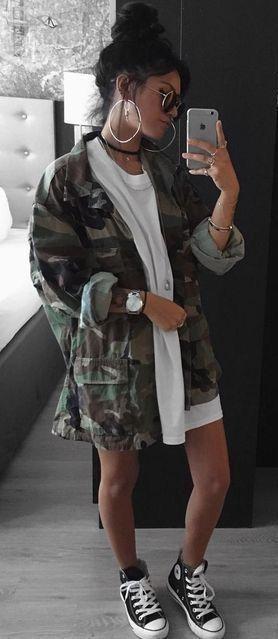 the latest cdeea a8943 Essas jaquetas sempre deixa a pessoa tumblr principalmente essas do exército