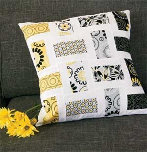Envelope style pillow casecover swap