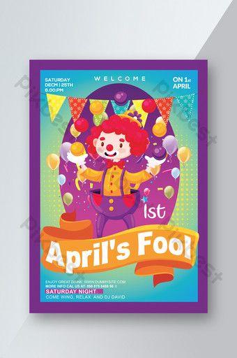 April Full Funny Video Free Download : april, funny, video, download, April, Fool's, Flyer, Funny, Clown, Download, Pikbest, Clowns, Funny,, Fools