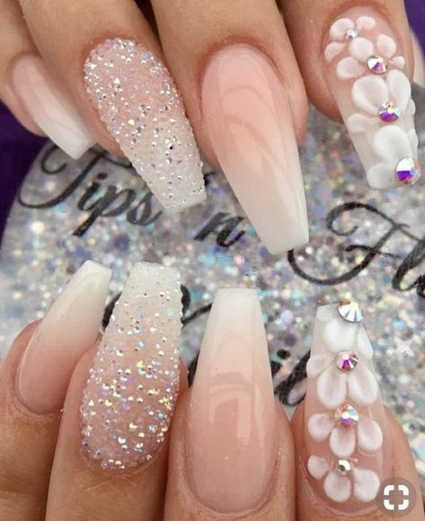 Winter Nails - 37 Creative Winter Nail Designs: Best Patterns in 2019