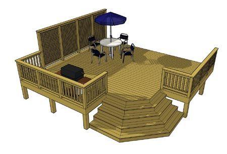 Decks Com Free Plans Pool Decks Porch Decks Low Elevation Decks Medium Elevation Decks High Elevation Decks Deck Plans Diy Free Deck Plans Diy Deck