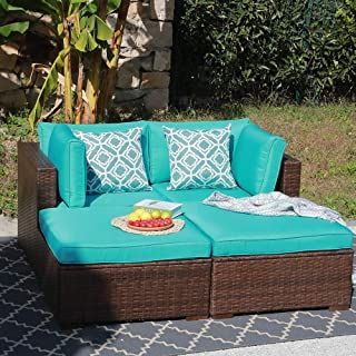 Patio Furniture Set Outdoor Pe Rattan