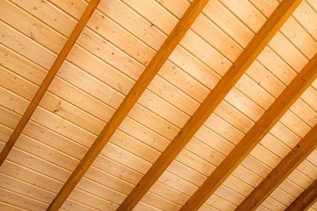 Properties Of 4 Popular Types Of Ceiling Material Wooden