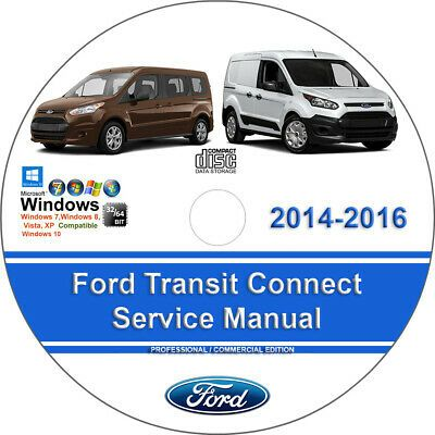 Advertisement Ebay Ford Transit Connect 2014 2015 2016 Factory