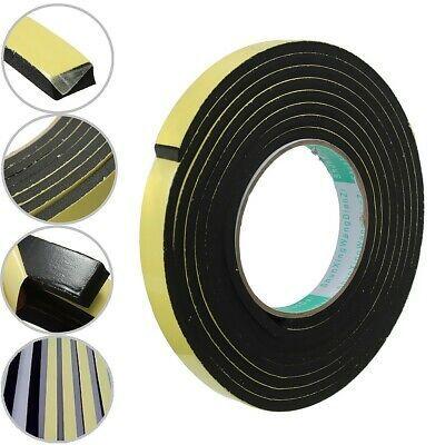Anti Collision Window Gap EVA Foam Sealing Tape Draught Excluder Seal Strip