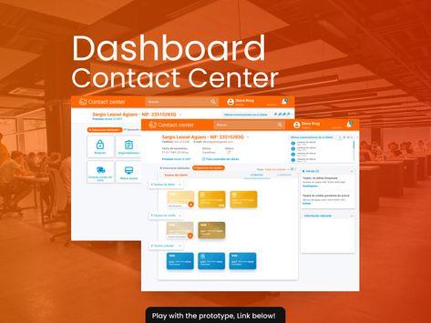 Dashboard: Call Center