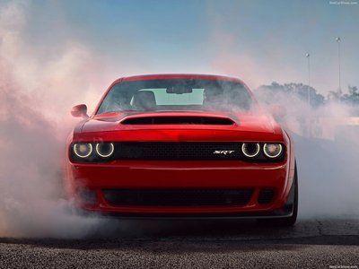 Dodge Challenger Srt Demon 2018 Poster Id 1302835 In 2020 Challenger Srt Demon Srt Demon Dodge Challenger Srt