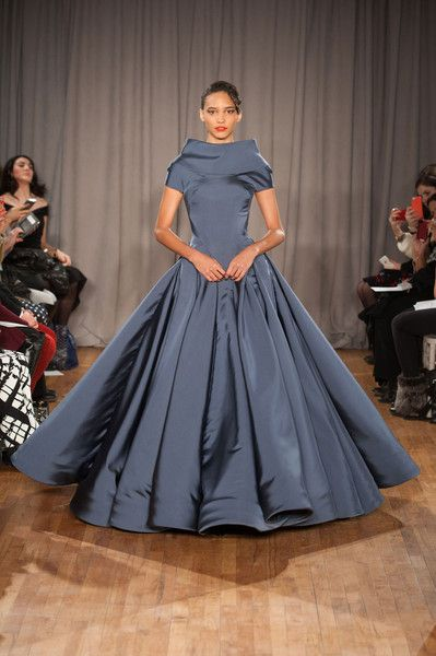 Zac Posen Fall 2014 - Zac Posen's Most Incredible Runway Gowns - Photos