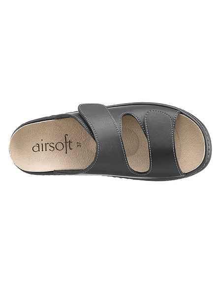 Airsoft Pantolette Obermaterial Lederimitat Online Kaufen