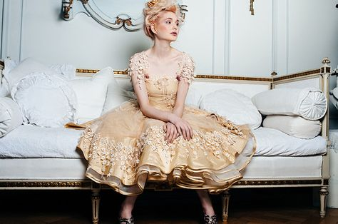 Joanne Fleming's Stunning 2014 Bridal Collection | www.onefabday.com