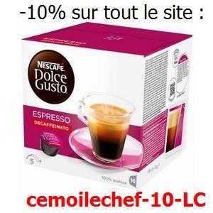 Capsules De Cafe Nescafe Dolce Gusto 60658 Espresso Decaffeinato 16 Uds En 2020 Nescafe Dolce Gusto Capsule Dolce Gusto Capsule De Cafe