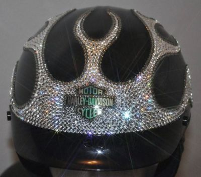 Harley Davidson Bling Helmets Bing Images This Is Totaly Me - Motorcycle helmet decals for ladies