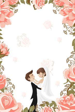 Floral Design Flor Padrao Background Convites De Casamento
