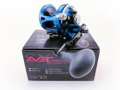 Avet SX G2 5.3 MC Single Speed Reel Blue