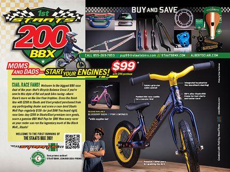 25 best Staats BMX images on Pinterest Canada, Fork and 10 frame - motocross sponsorship resume