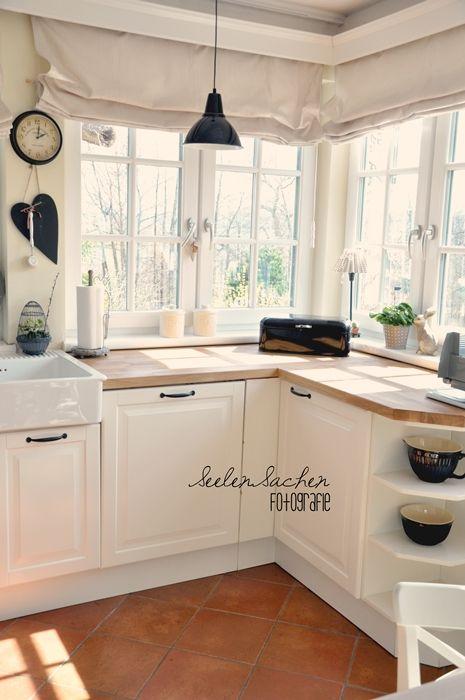 die ganze Küche ist wunderschön Einrichtungsideen Pinterest - alte küche neu gestalten
