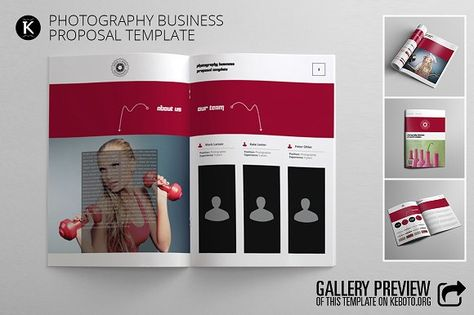 Photography Business Proposal Proposals, Photography and - business proposals templates