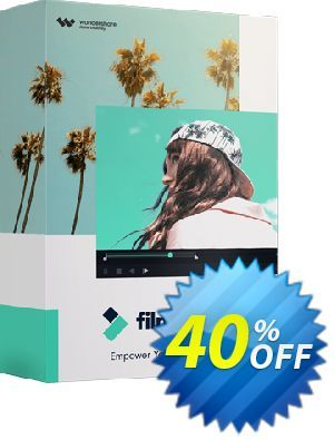 40 Off Wondershare Filmora9 Coupon Code On Fourth Of July Offering Sales July 2020 Ivoicesoft In 2020 Fourth Of July Coding Creative Video