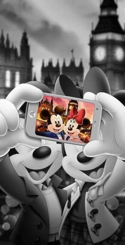 35 Super Ideas wall paper iphone cartoon disney minnie mouse #wall