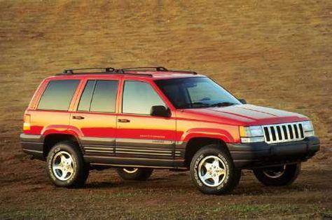 1993 Jeep Grand Cherokee Laredo V8 Jeep Grand Cherokee Jeep