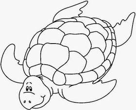 Maestra De Infantil Dibujos De Animales Para Colorear Igual A Un Modelo Muy Bonitos Mar Para Colorear Dibujos De Animales Tortuga De Mar