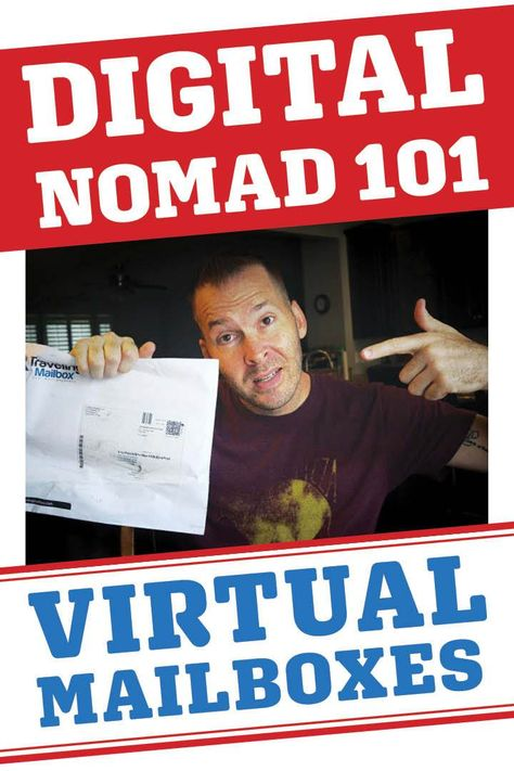 Virtual Mailbox 101: What is a Virtual Mailbox & How I Get Mail While Traveling Full-Time