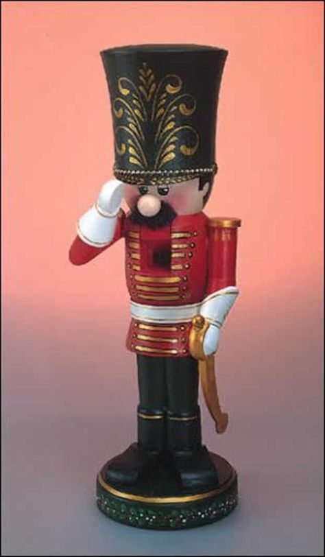 11 Zims Heirloom Collectibles The Cadet Christmas Nutcracker 31334078 | ChristmasCentral