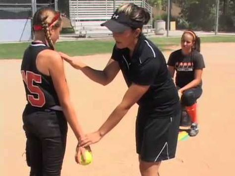 ▶ Softball Pitching Drills for All Ages - YouTube