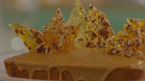 Heel Holland Bakt 2016 sticky toffee