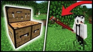 Crafting Table Nou In Minecraft Craft Table Crafts Minecraft