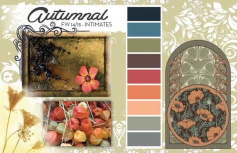 Inspiring Color Palettes, color trends, color theory and color communication information