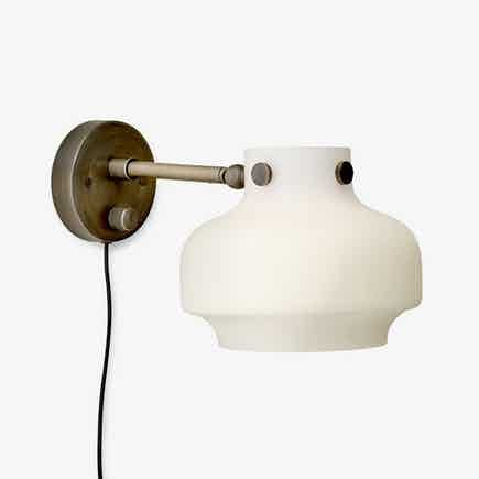Copenhagen Wall Lamp Sc16 By Tradition Wall Lamp Contemporary Furniture Design Lamp