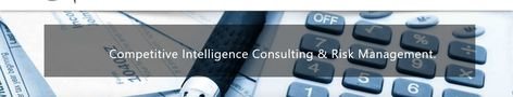 Competitive Intelligence | Research & Consulting firm
