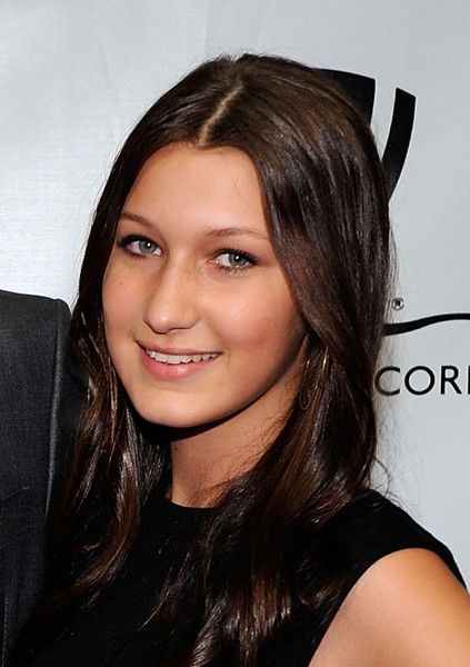 Bella Hadid Then - Celebrity Red Carpet Beauty Looks Then and Now - Photos