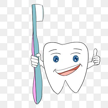 Teeth Holding A Toothbrush Toothbrush Clipart Tooth Hand Painted Png Transparent Clipart Image And Psd File For Free Download Tooth Cartoon Toothbrush Clipart Brushing Teeth