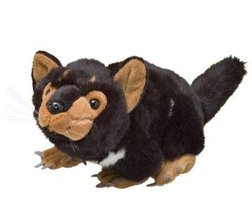 World Wildlife Fund | Tasmanian Devil Plush – Animal Adoptions from World Wildlife Fund - WWF Gift Center