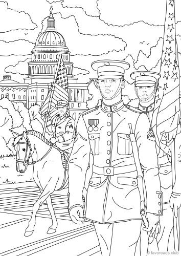 Memorial Day Memorial Day Coloring Pages Coloring Pages Adult