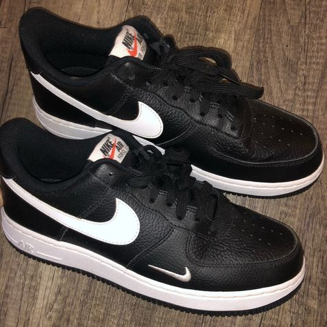 Nike Shoes | Nike Air Force 1 | Color: BlackWhite | Size