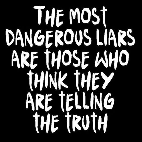 Why do narcissists lie? Why do they struggle to tell the truth? Why do they often lie even when there is no apparent reason for them to lie? Is there something deeper going on as to why lying is such an ingrained personality disorder for narcissists? Wisdom Quotes, True Quotes, Great Quotes, Words Quotes, Quotes To Live By, Inspirational Quotes, Quotes Images, Stop Lying Quotes, Quotes Quotes