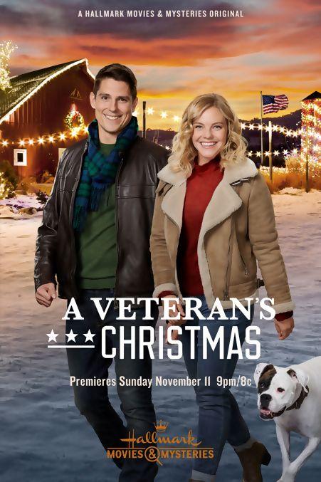 A Veteran's Christmas is a 2018 Hallmark Original Movie